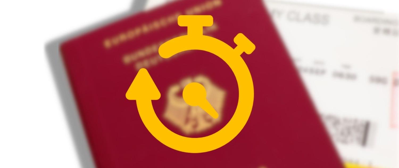 Délai Passeport