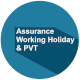 Assurance Pvt Working Holidays