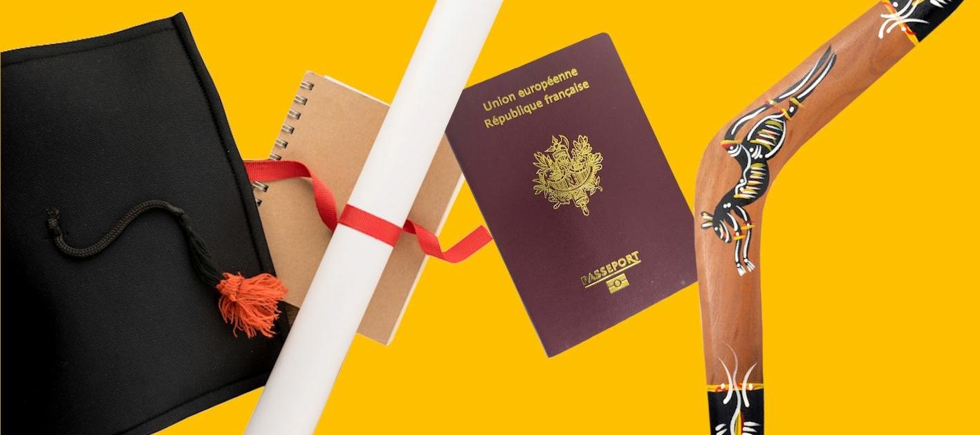 Visa Etude Australie