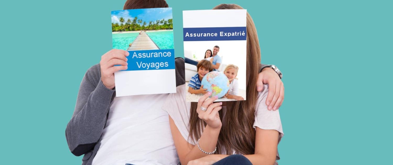 assurance voyages expatriation