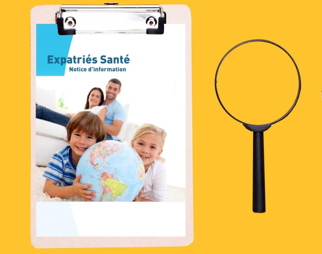 garanties assurance santé expatrié