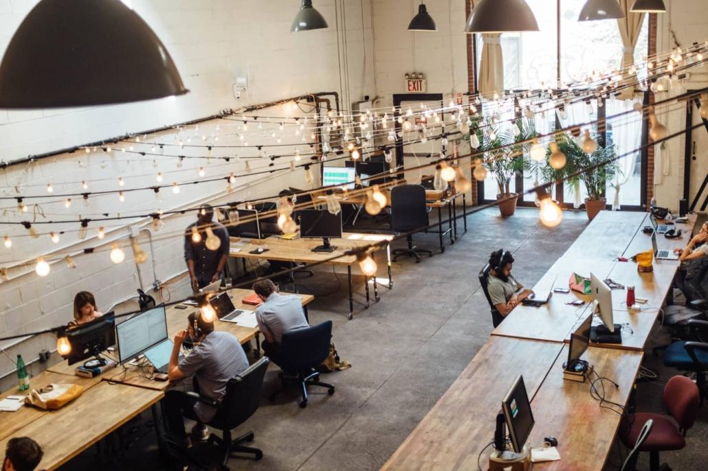 coworking digital nomad