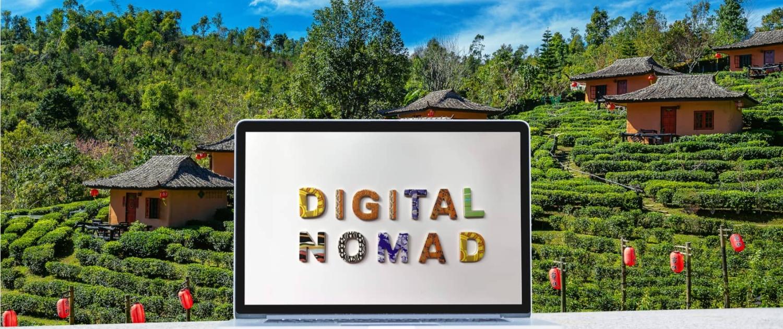 digital nomad expatrié