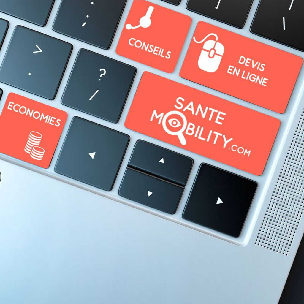 Comment fonctionne le comparateur SANTE MOBILITY ?